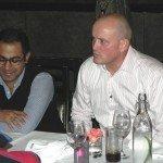 Chris and Sourav