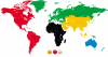 Olympic Regions