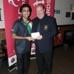 Pankaj Advani - highest group match score - 900