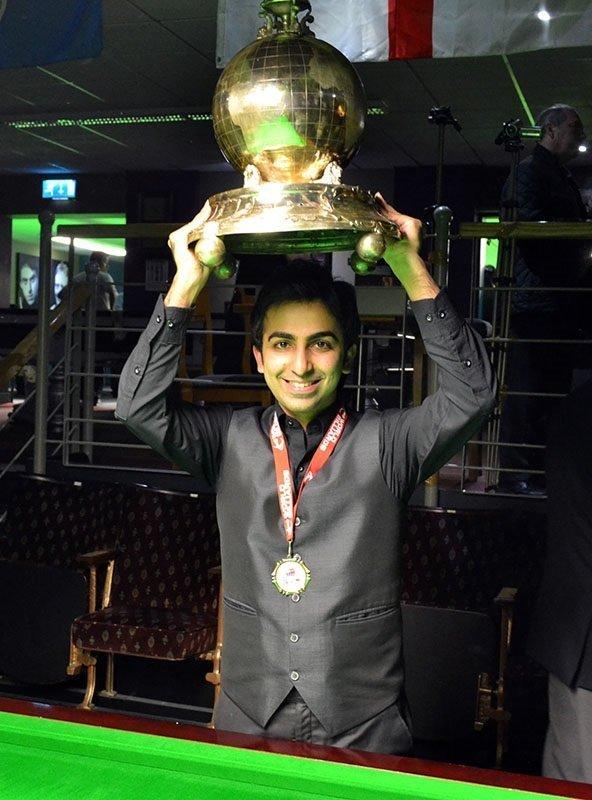 WPBSA World Billiards Champion