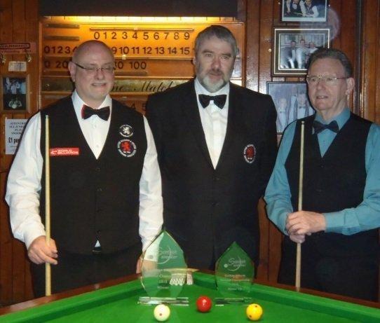 Scottish Championship 2015