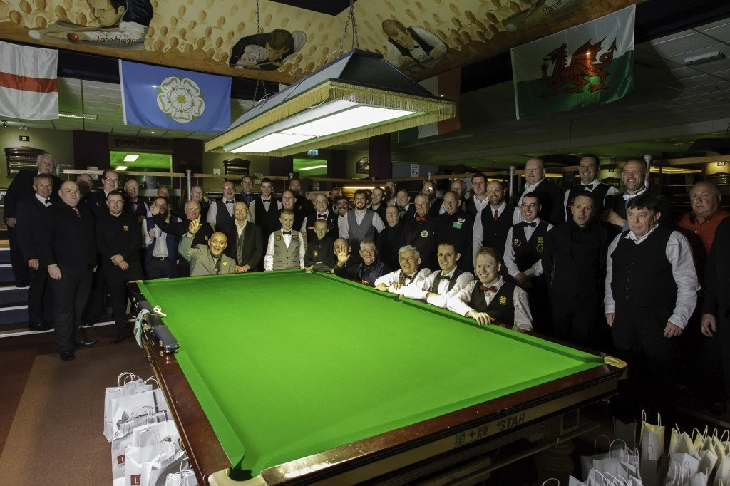 LITEtask UK Open Billiards Championship